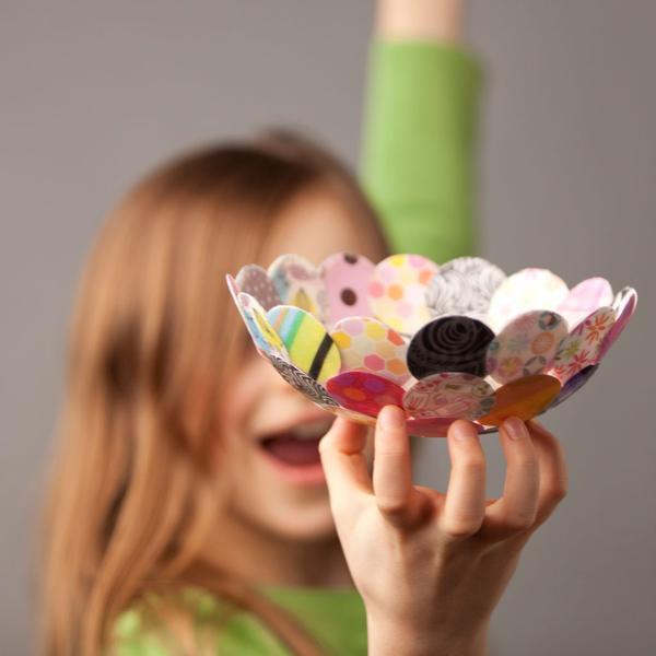 Set creativ - Paper Bowls Kit [3]