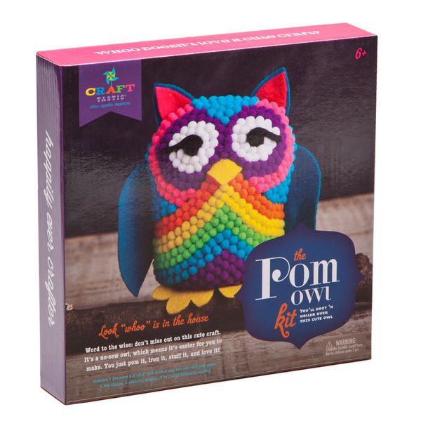 Set creativ - Pom Owl Kit 0