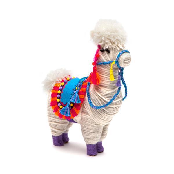 Set creativ - Yarn Llama Kit 3