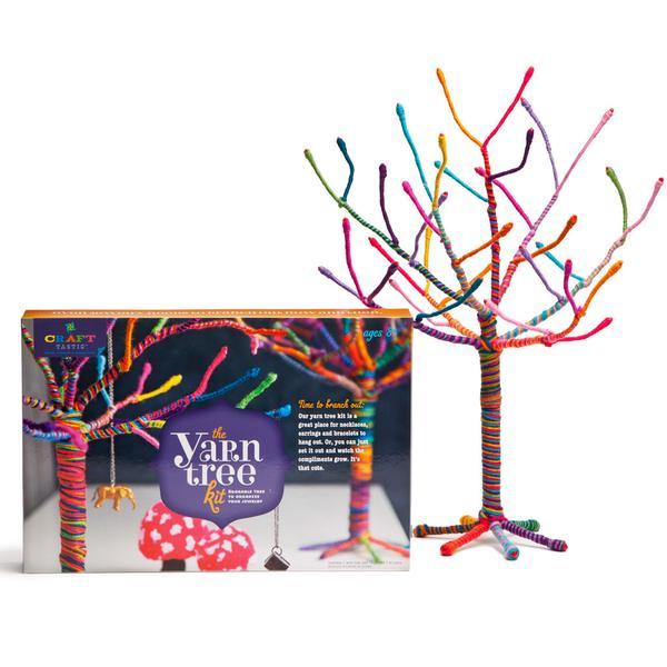 Set creativ - Yarn Tree Kit 4