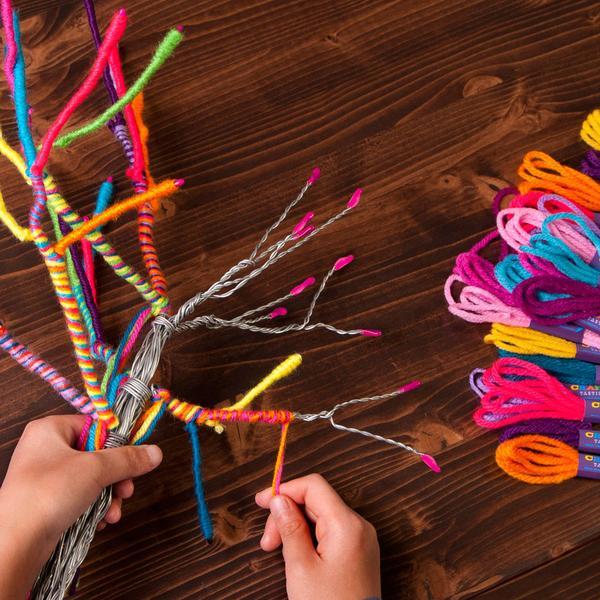 Set creativ - Yarn Tree Kit 2