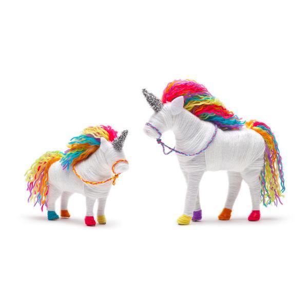 Set creativ - Yarn Unicorns Kit 3