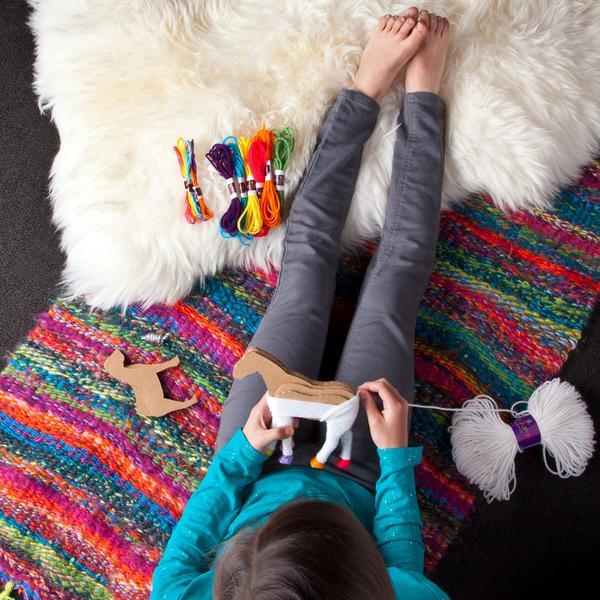 Set creativ - Yarn Unicorns Kit 2
