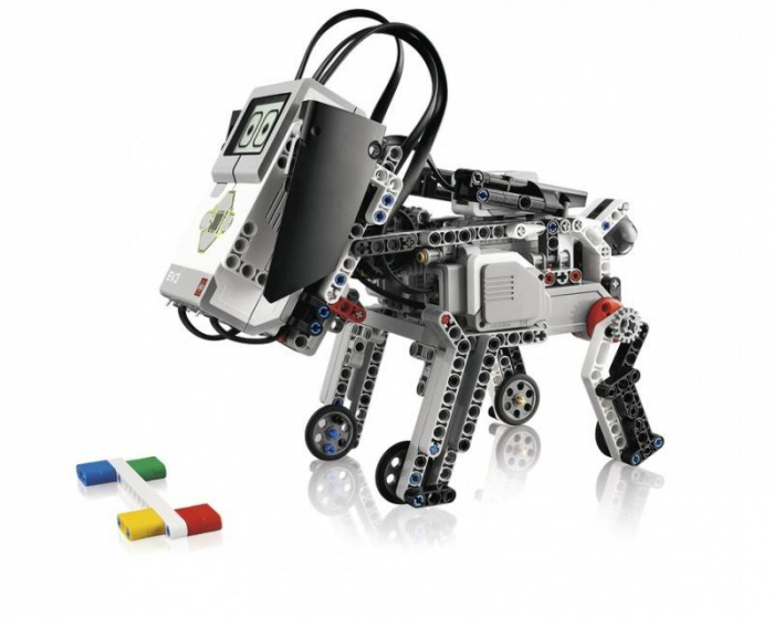 Set de baza LEGO MINDSTORMS® Education EV3 3