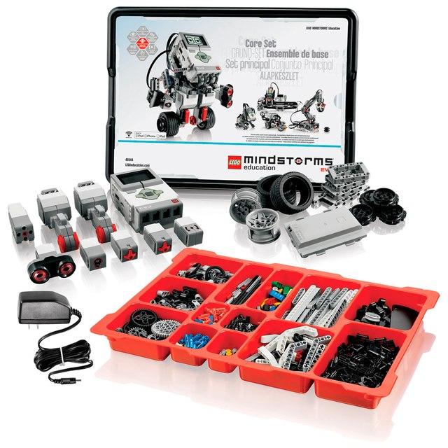 Set de baza LEGO MINDSTORMS® Education EV3 0