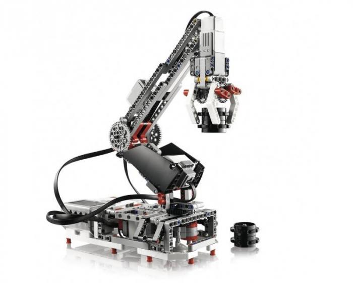 Set de baza LEGO MINDSTORMS® Education EV3 6