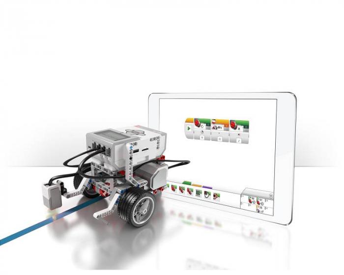 Set de baza LEGO MINDSTORMS® Education EV3 1