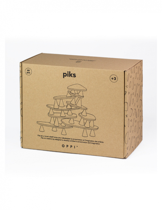 Set de constructie - Piks Medium 3