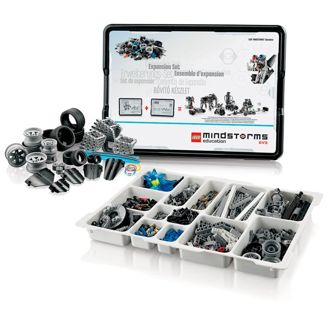 Set de expansiune - LEGO MINDSTORMS Education EV3 0