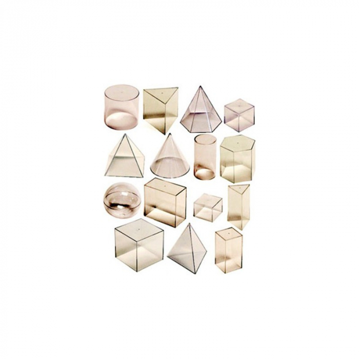 Set didactic corpuri geometrice 0