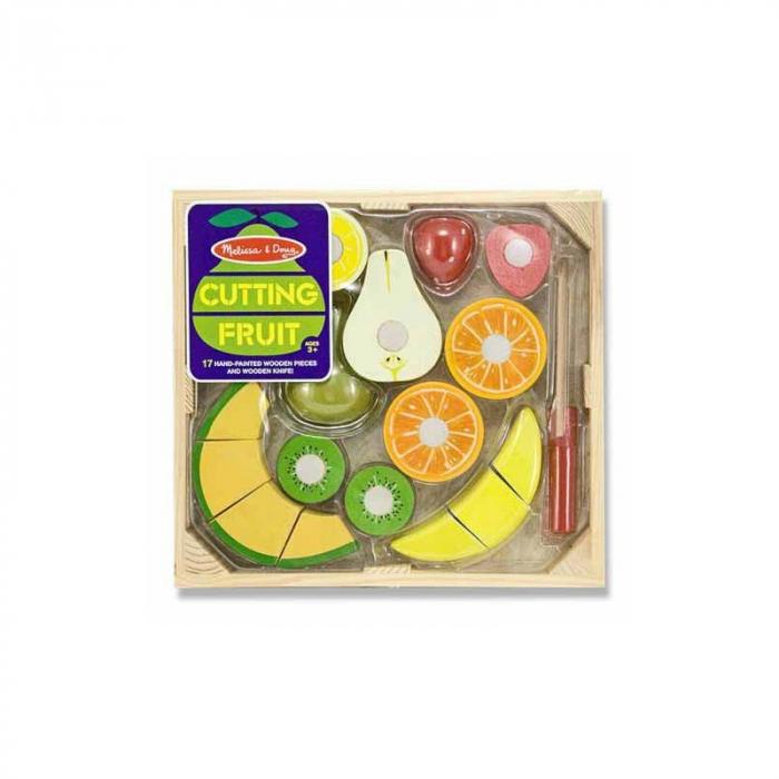 Set fructe lemn pentru taiat 1