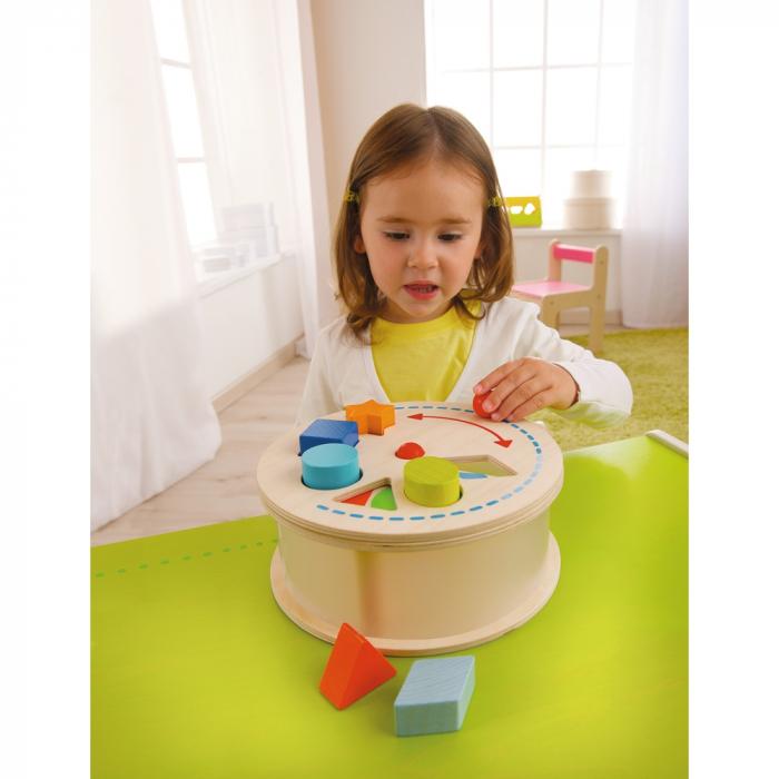 Cutie de sortare - Rainbow Carousel 0