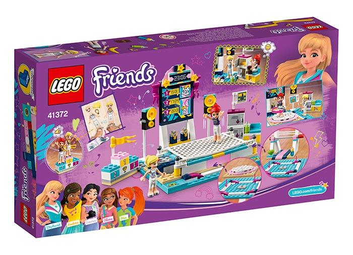 Spectacolul de gimnastica al lui Stephanie - LEGO Friends 41372 2