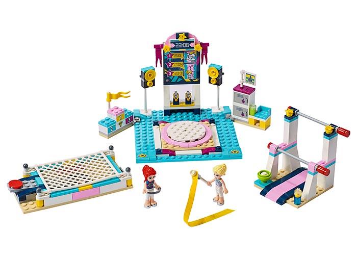 Spectacolul de gimnastica al lui Stephanie - LEGO Friends 41372 1