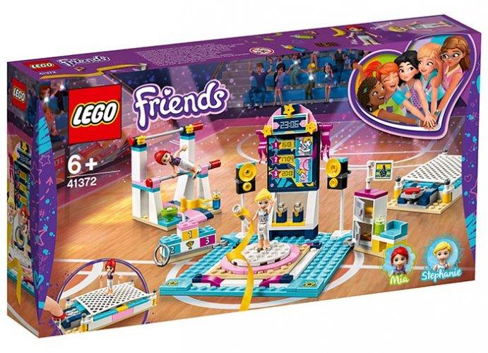 Spectacolul de gimnastica al lui Stephanie - LEGO Friends 41372 0