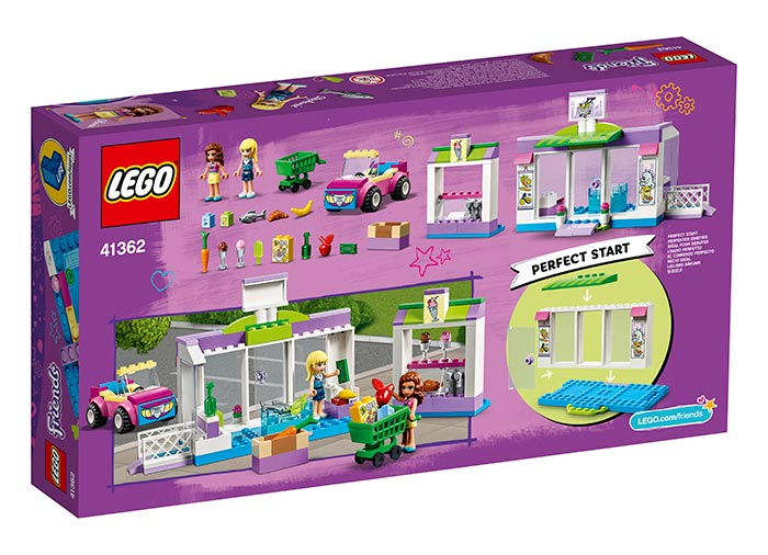 Supermarketul din Heartlake City - LEGO Friends 41362 2