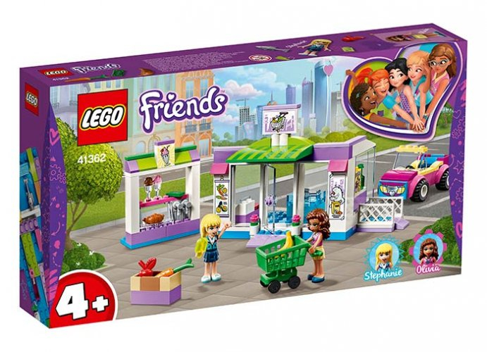 Supermarketul din Heartlake City - LEGO Friends 41362 0
