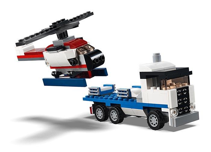 Transportorul navetei spatiale - LEGO Creator 31091 5