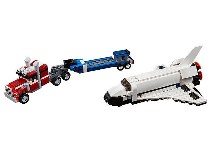 Transportorul navetei spatiale - LEGO Creator 31091 1