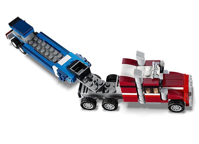 Transportorul navetei spatiale - LEGO Creator 31091 6