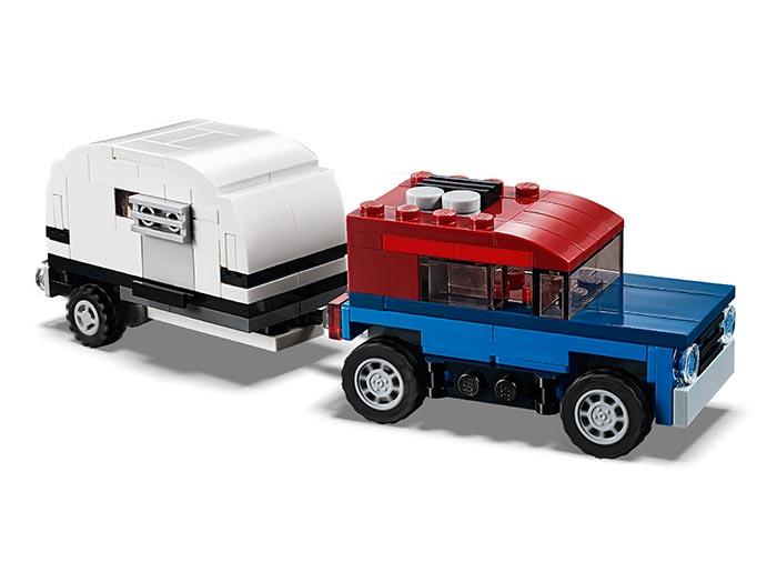 Transportorul navetei spatiale - LEGO Creator 31091 4