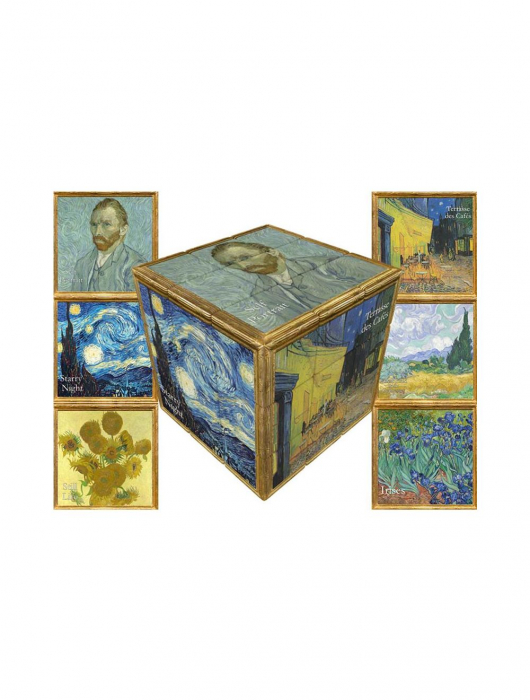 V-Cube Van Gogh 1