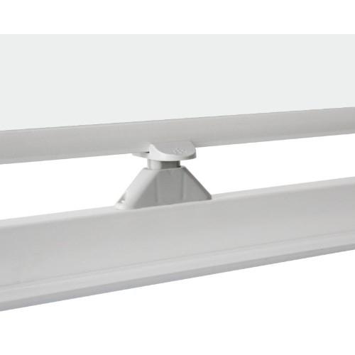Whiteboard mobil cu 2 fete, 100×150 – VISUAL 5