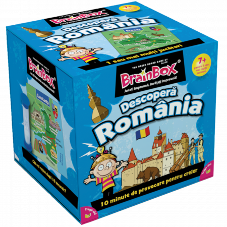 BrainBox - Descopera România0