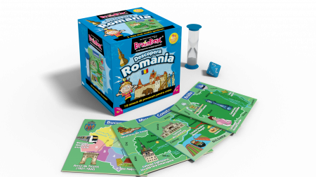 BrainBox - Descopera România1