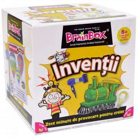 BrainBox - Inventii0