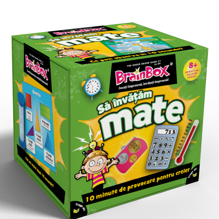 BrainBox - Sa invatam mate0