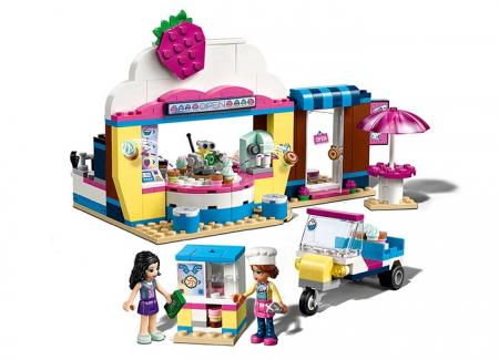 Cafeneaua cu briose a Oliviei - LEGO Friends (41366)1