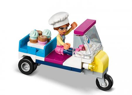 Cafeneaua cu briose a Oliviei - LEGO Friends (41366)5