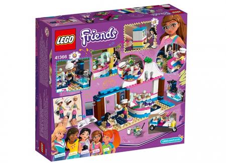 Cafeneaua cu briose a Oliviei - LEGO Friends (41366)0