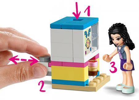 Cafeneaua cu briose a Oliviei - LEGO Friends (41366)3