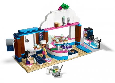 Cafeneaua cu briose a Oliviei - LEGO Friends (41366)2