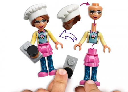 Cafeneaua cu briose a Oliviei - LEGO Friends (41366)4