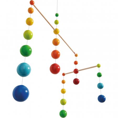 Carusel - Mobile Rainbow Balls1