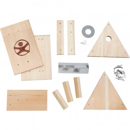 Casuta pentru pasari - Terra Kids Assembly kit0