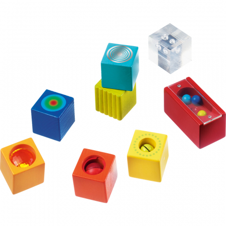 Cuburi senzoriale Colors galore1