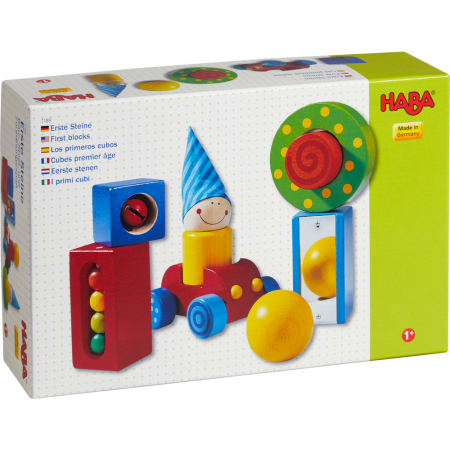 Cuburi senzoriale - First blocks3