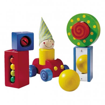 Cuburi senzoriale - First blocks0