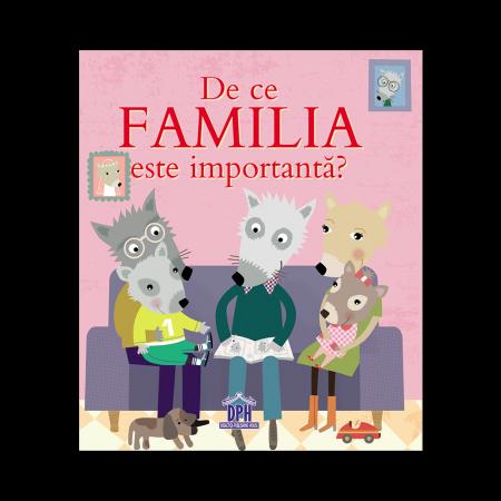 DE CE FAMILIA ESTE IMPORTANTA?0