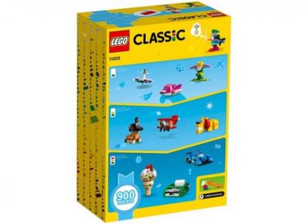 Distractie creativa - LEGO Classic (11005)2