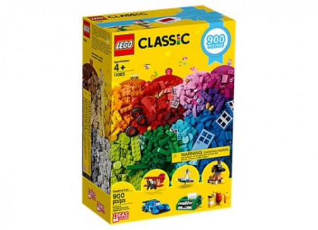 Distractie creativa - LEGO Classic (11005)0