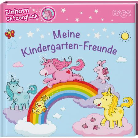 Einhorn Glitzerglück – Meine Kindergarten-Freunde0