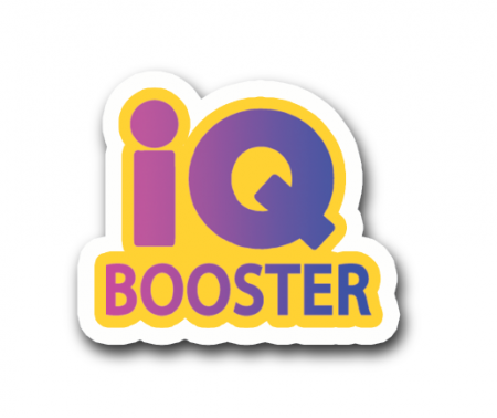 IQ Booster - The Brain Train RO3