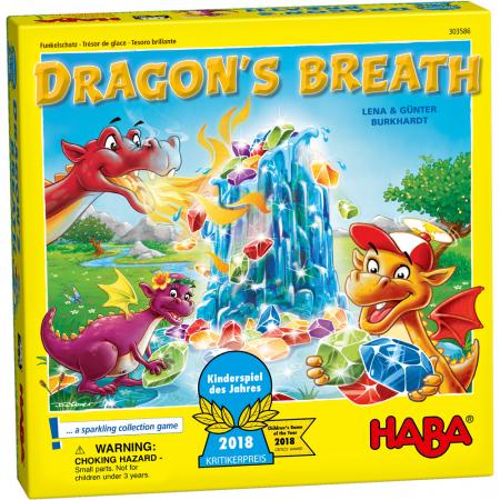Joc boardgame - Dragon's breath (Funkelschatz)0