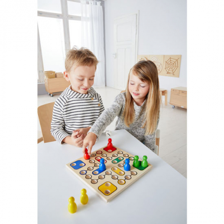 Joc boardgame - Feel and Race (379092) Haba Education2