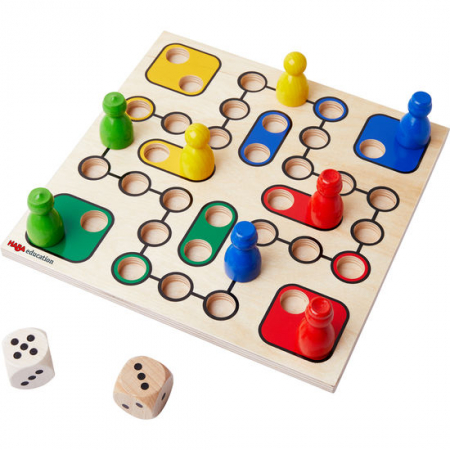 Joc boardgame - Feel and Race (379092) Haba Education1
